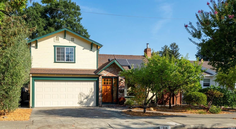331 Lincoln Street, Santa Rosa, CA 95401 - MLS#: 321093039