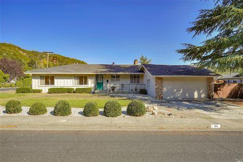 Photo of 64 Rollingwood Drive, San Rafael, CA 94901 (MLS # 22024046)