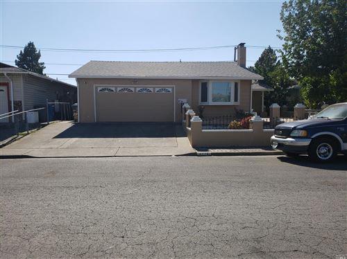 Photo of 1221 Roleen Drive, Vallejo, CA 94589 (MLS # 321056052)