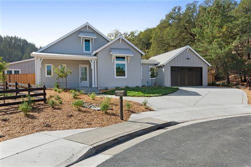 Photo of 939 Highland Court, Calistoga, CA 94515 (MLS # 22013054)