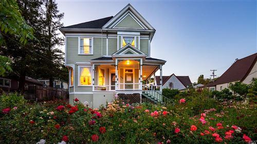 Photo of 328 Bodega Avenue, Petaluma, CA 94952 (MLS # 22031057)