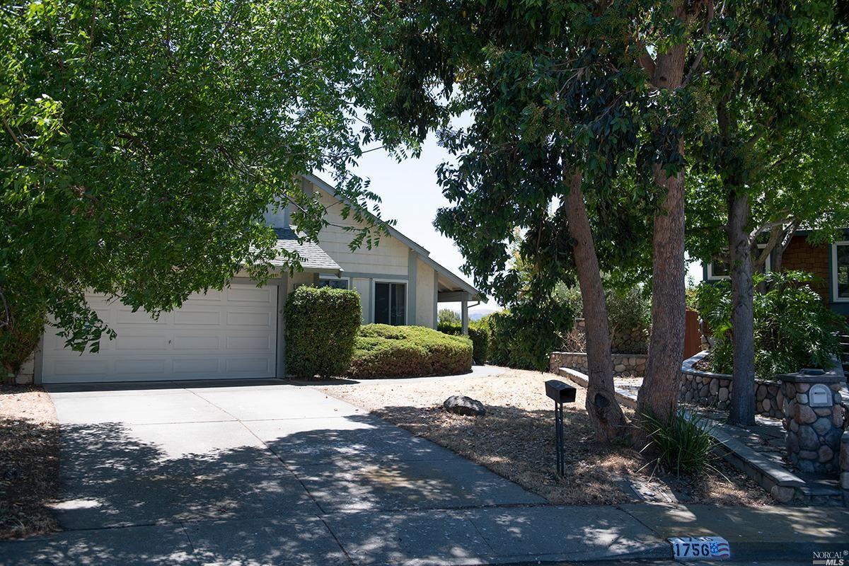 1756 Helane Court, Benicia, CA 94510 - MLS#: 321061067