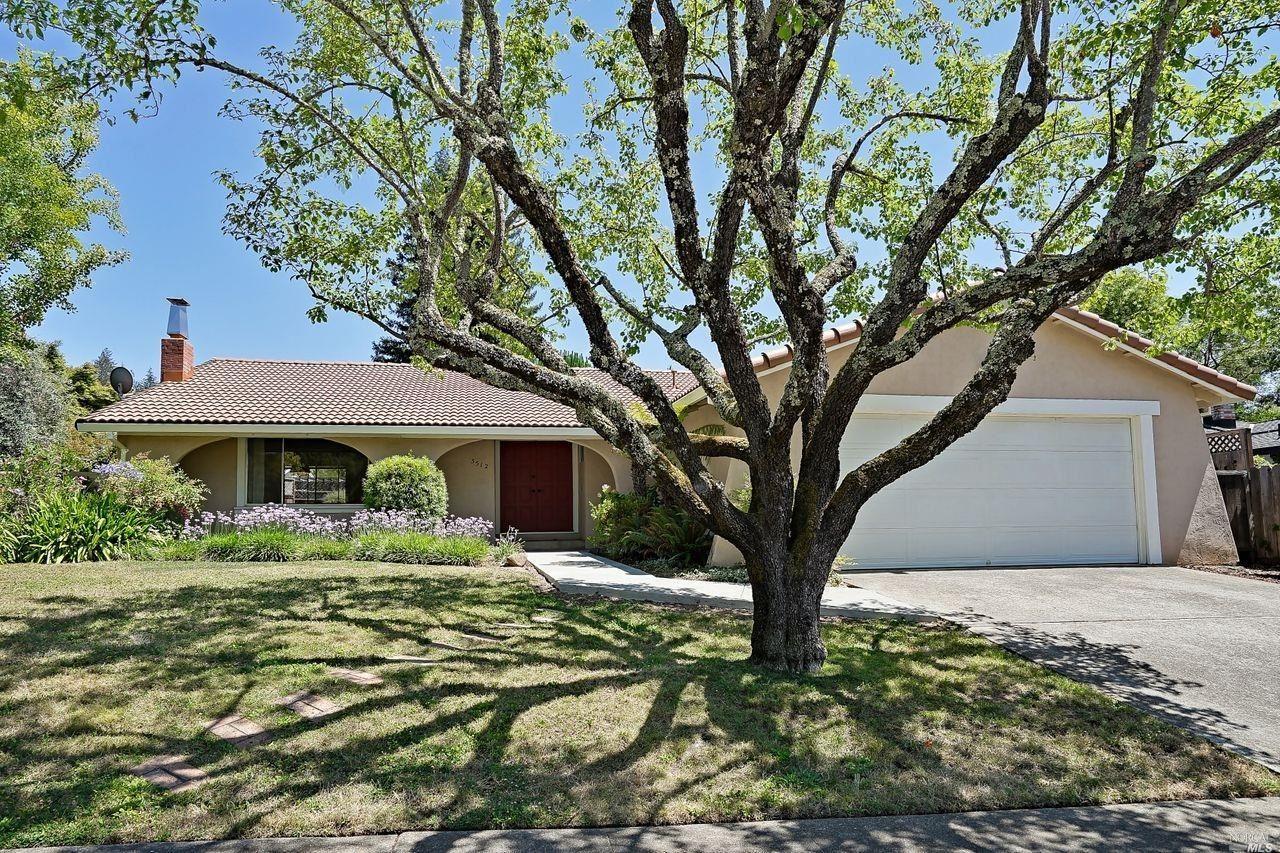 3512 Deer Park Drive, Santa Rosa, CA 95404 - MLS#: 321069067