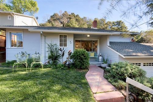 Photo of 48 Monterey Avenue, San Anselmo, CA 94960 (MLS # 22005076)
