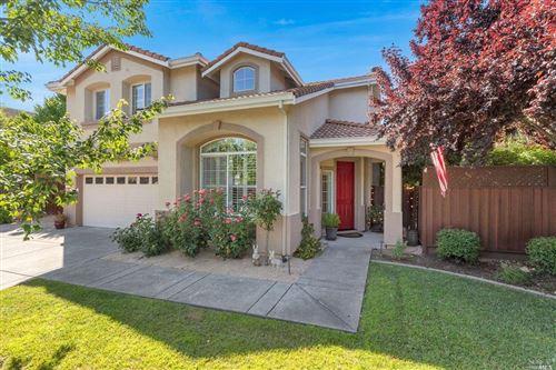 Photo of 4314 Kingsford Drive, Napa, CA 94558 (MLS # 22015082)
