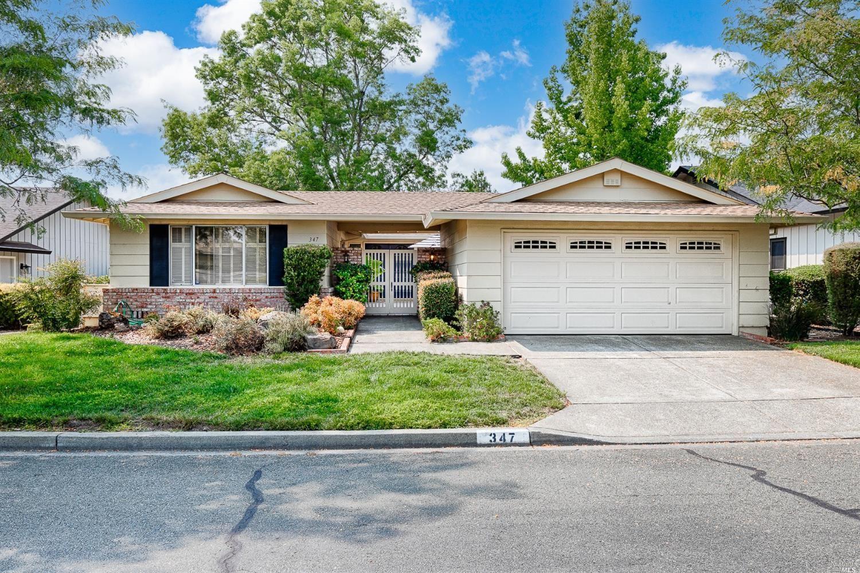 347 Golf Court, Santa Rosa, CA 95409 - MLS#: 321078085