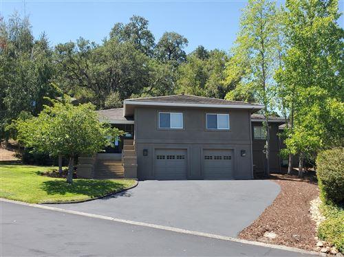 Photo of 19 Ridgetop Way, Napa, CA 94558 (MLS # 22018097)