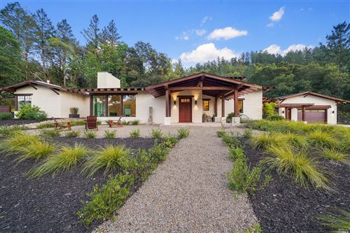 Photo of 957 Petrified Forest Road, Calistoga, CA 94515 (MLS # 22008104)