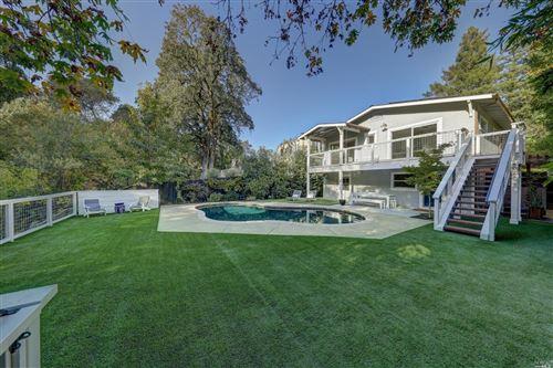 Photo of 55 Sir Francis Drake Boulevard, Ross, CA 94957 (MLS # 22026115)
