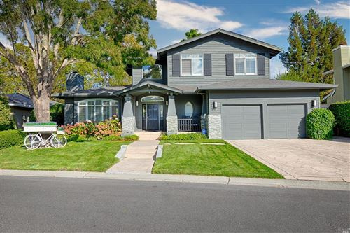 Photo for 6526 Vista Drive, Yountville, CA 94599 (MLS # 22028117)