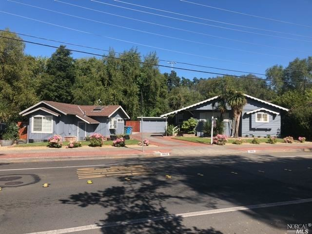1849 - 1853 Vallejo Street, Santa Rosa, CA 95404 - MLS#: 321075125