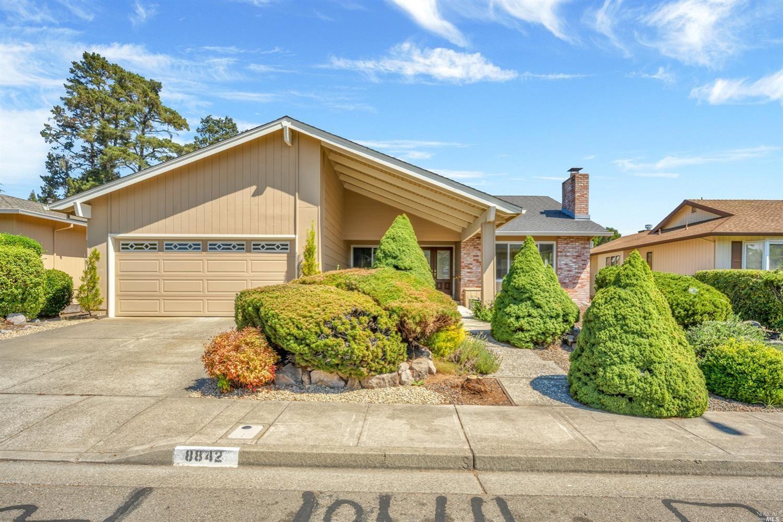 8842 Oakmont, Santa Rosa, CA 95409 - MLS#: 321079137
