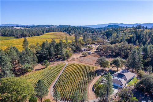 Photo of 875 White Cottage Road, Angwin, CA 94508 (MLS # 22028142)