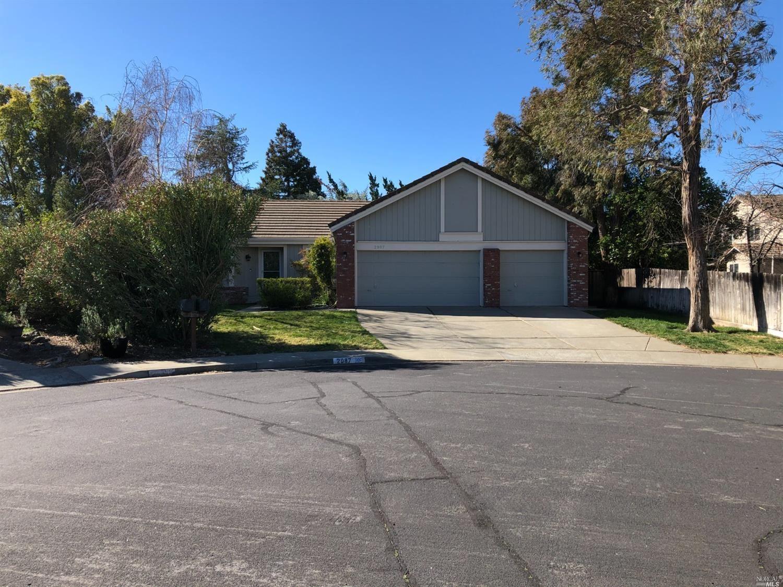 2987 Burl Court, Fairfield, CA 94533 - MLS#: 321005146