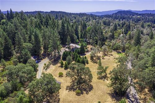 Photo of 620 White Cottage Road, Angwin, CA 94508 (MLS # 21922176)
