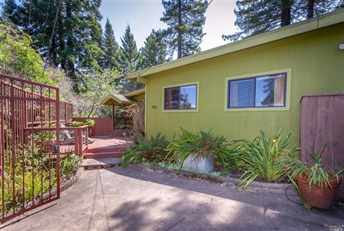 Photo of 165 Magic Mountain Road, Cazadero, CA 95421 (MLS # 22019176)