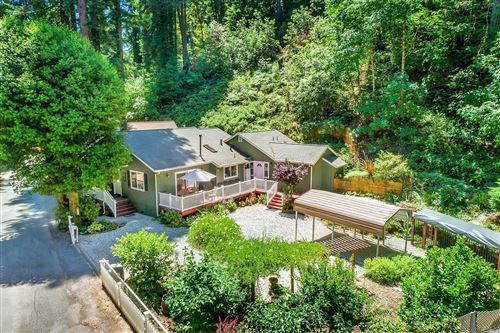 Photo of 15228 Willow Road, Guerneville, CA 95446 (MLS # 22015187)