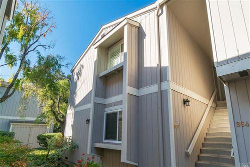 Photo of 864 Tamalpais Avenue #E, Novato, CA 94947 (MLS # 22026191)