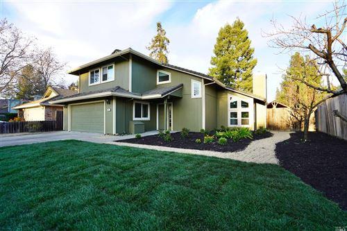 Photo of 26 Dickerson Lane, Napa, CA 94558 (MLS # 22031198)
