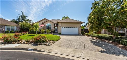 Photo of 519 Muir Court, Vacaville, CA 95687 (MLS # 21923207)