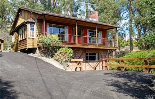 Photo of 22 Bay Vista Drive, Mill Valley, CA 94941 (MLS # 21925213)