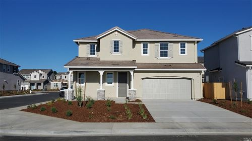 Photo of 852 Cosmos Drive, Vacaville, CA 95687 (MLS # 22007222)