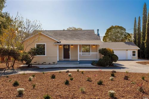 Photo of 5031 Coombsville Road, Napa, CA 94558 (MLS # 21929223)