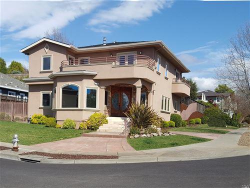 Photo of 224 Cardwell Court, Napa, CA 94559 (MLS # 22007229)
