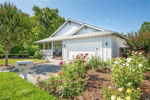 Photo of 1803 Aurora Drive, Calistoga, CA 94515 (MLS # 22015238)