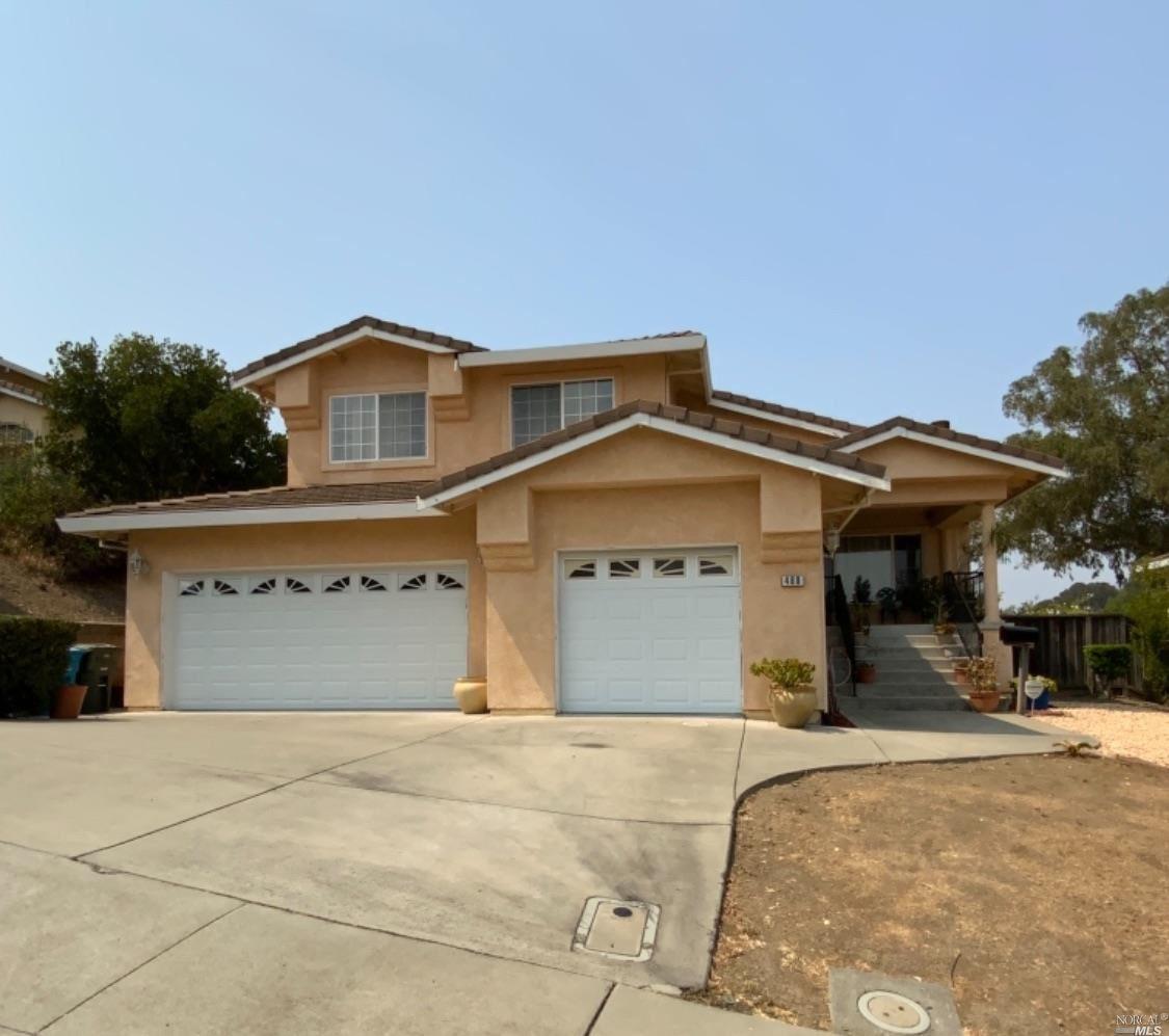 480 Aragon Street, Vallejo, CA 94591 - MLS#: 321079248