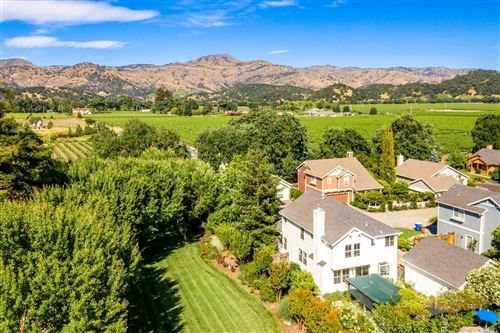 Photo for 8 Forrester Lane, Yountville, CA 94599 (MLS # 21908257)