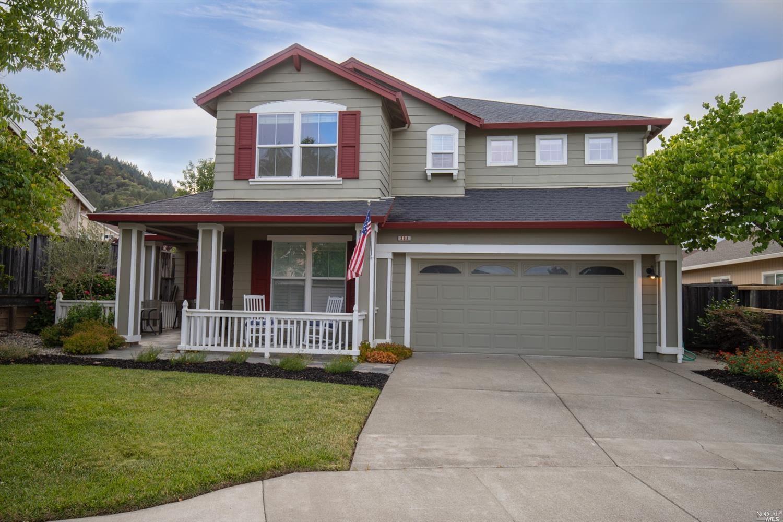 308 Homewood Court, Cloverdale, CA 95425 - MLS#: 321050280