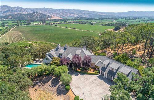 Photo of 10 Vineyard View Drive, Napa, CA 94558 (MLS # 21816290)