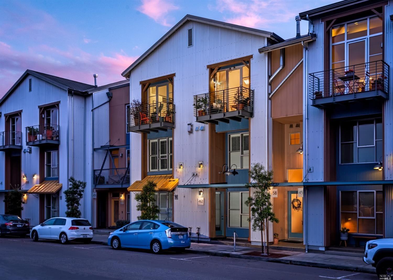 458 1st Street, Petaluma, CA 94952 - MLS#: 321100295