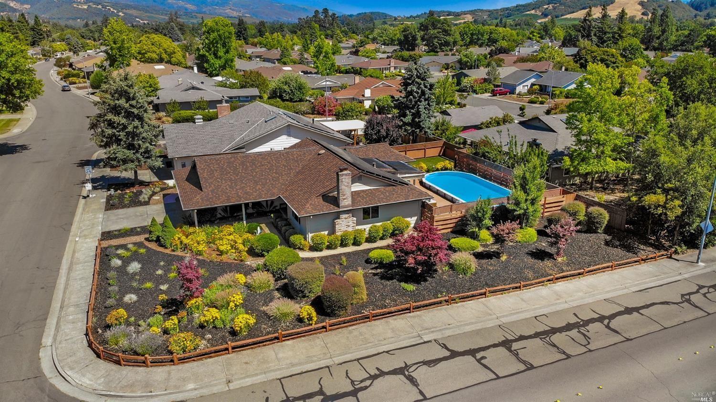 8965 Oak Trail Drive, Santa Rosa, CA 95409 - MLS#: 321059299