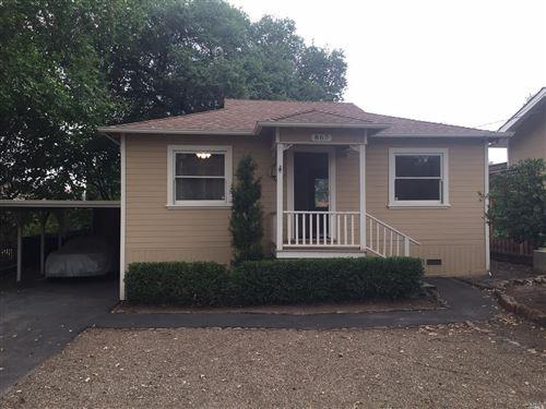 Tiny photo for 867 Hunt Avenue, Saint Helena, CA 94574 (MLS # 22021303)