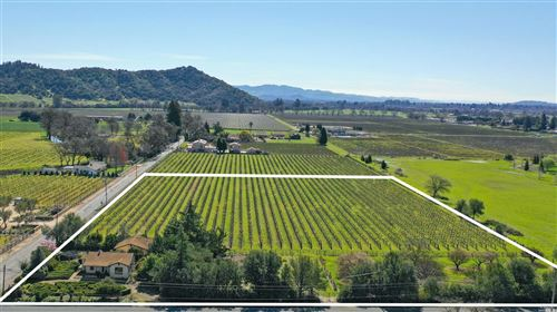 Photo of 6696 Finnell Road, Yountville, CA 94599 (MLS # 22002304)
