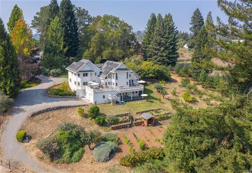 Photo of 825 Grandview Road, Sebastopol, CA 95472 (MLS # 22023308)