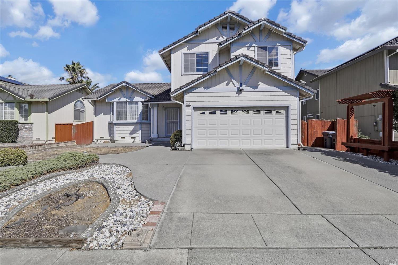 974 Burrell Drive, Fairfield, CA 94533 - MLS#: 321088309