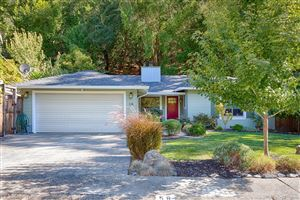Photo of 56 Gregory Drive, Fairfax, CA 94930 (MLS # 21925314)