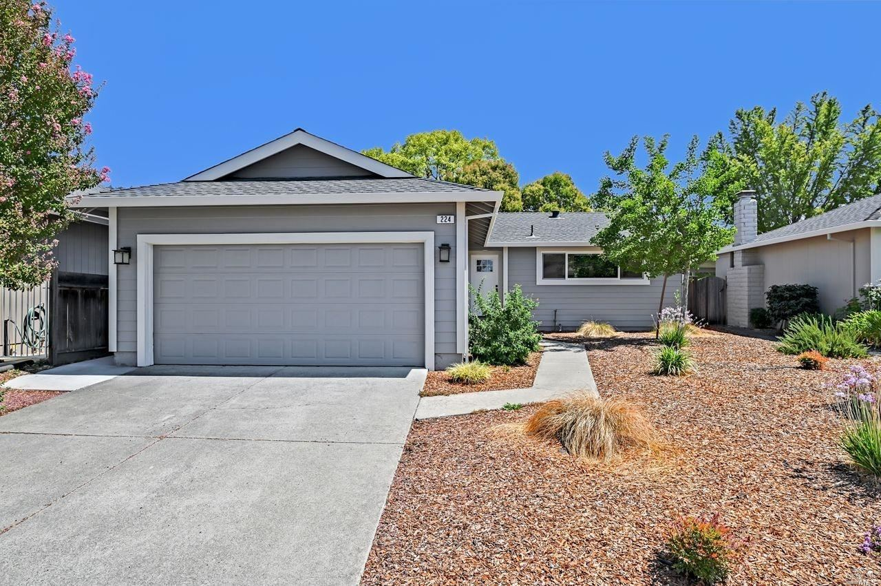 224 Mountain View Drive, Healdsburg, CA 95448 - MLS#: 321082320