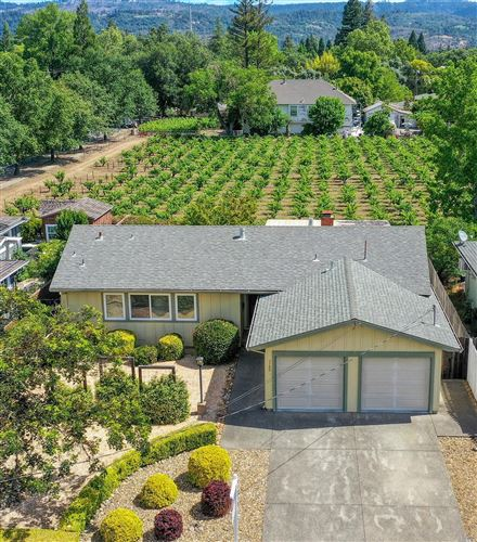 Photo for 1180 Valley View Street, Saint Helena, CA 94574 (MLS # 22013328)