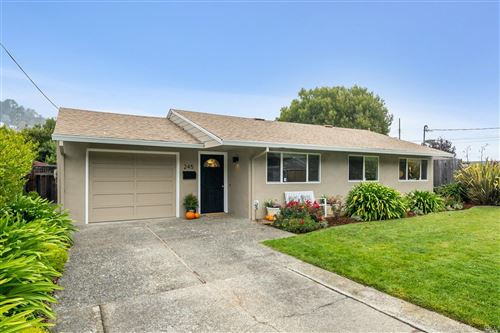 Photo of 245 Cardinal Drive, Mill Valley, CA 94941 (MLS # 22024339)