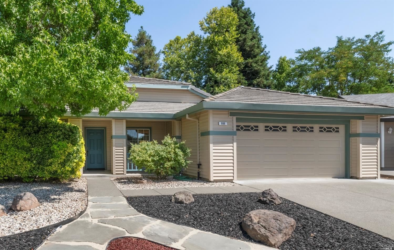 806 Peachtree Place, Windsor, CA 95492 - MLS#: 321065346