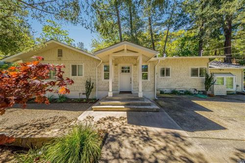 Photo for 1607 Foothill Boulevard, Calistoga, CA 94515 (MLS # 321017372)