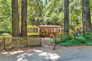 Photo of 19379 Hidden Valley Road, Guerneville, CA 95446 (MLS # 21918380)