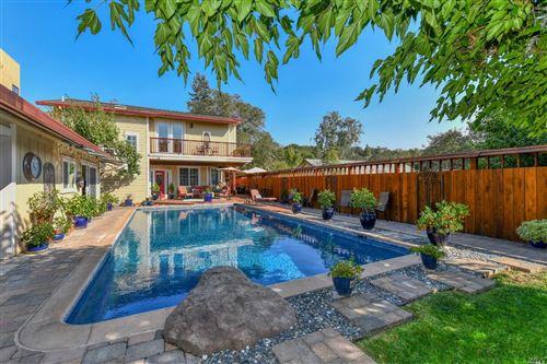 Photo of 17384 Buena Vista Avenue, Sonoma, CA 95476 (MLS # 22025380)