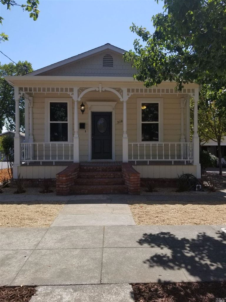 Photo for 318 Mason Street, Healdsburg, CA 95448 (MLS # 21823381)