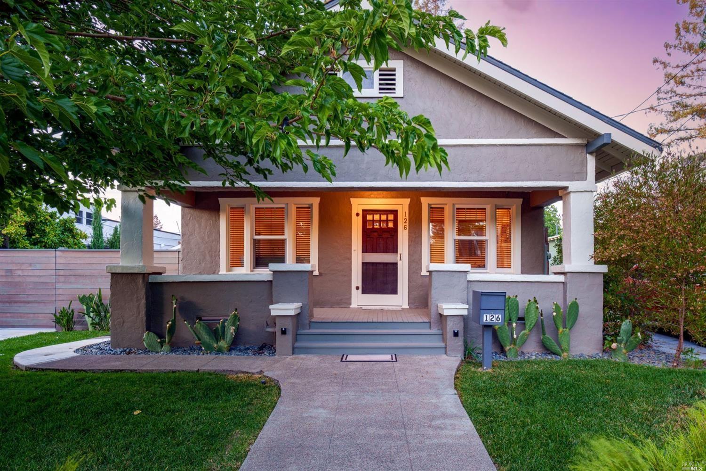 126 Junior Street, Santa Rosa, CA 95404 - MLS#: 321079381