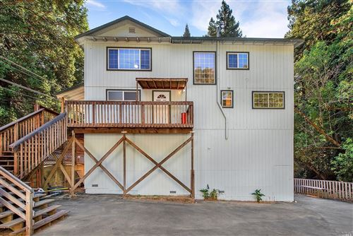 Photo of 14210 Old Cazadero Road, Guerneville, CA 95446 (MLS # 22023391)